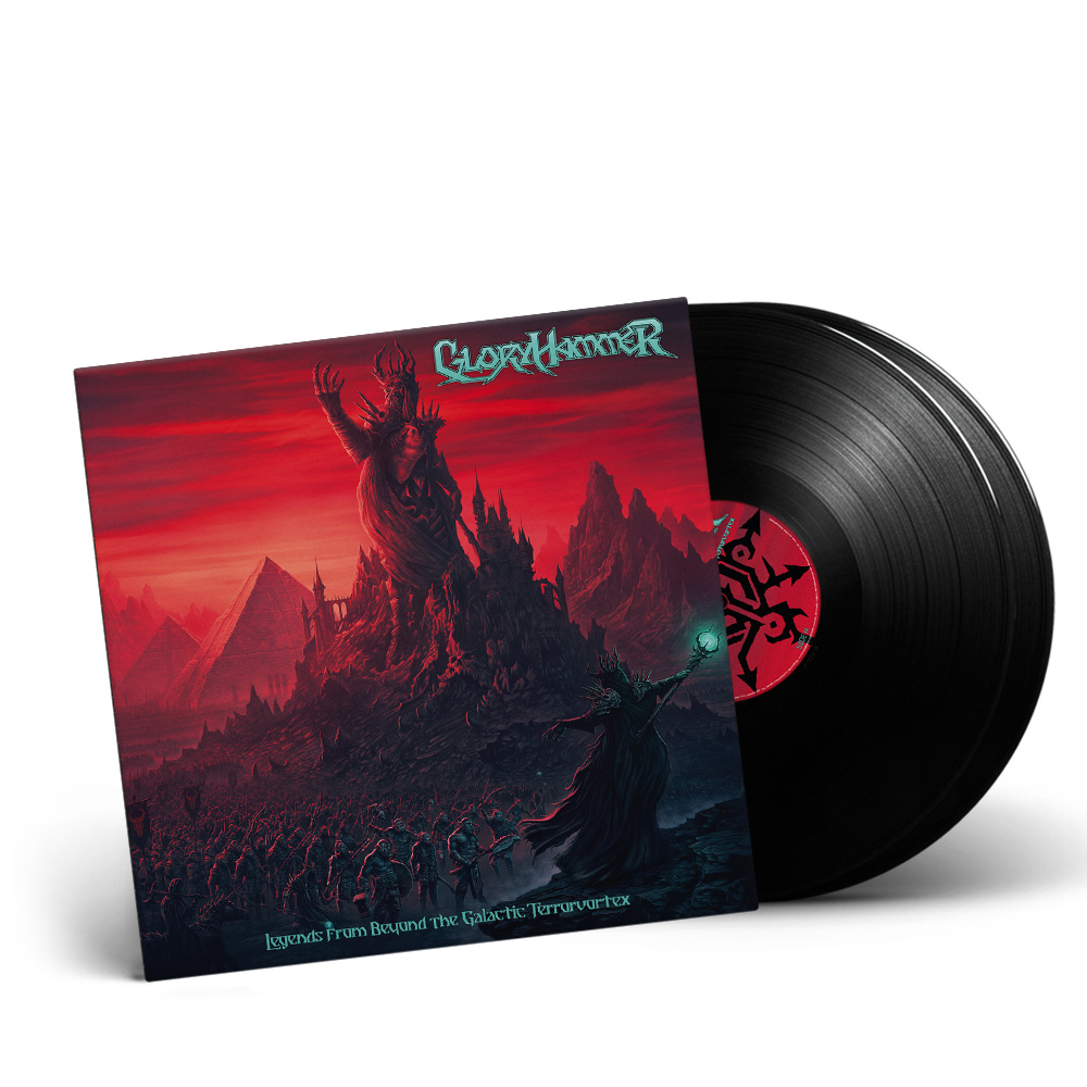 Gloryhammer - Napalm Records